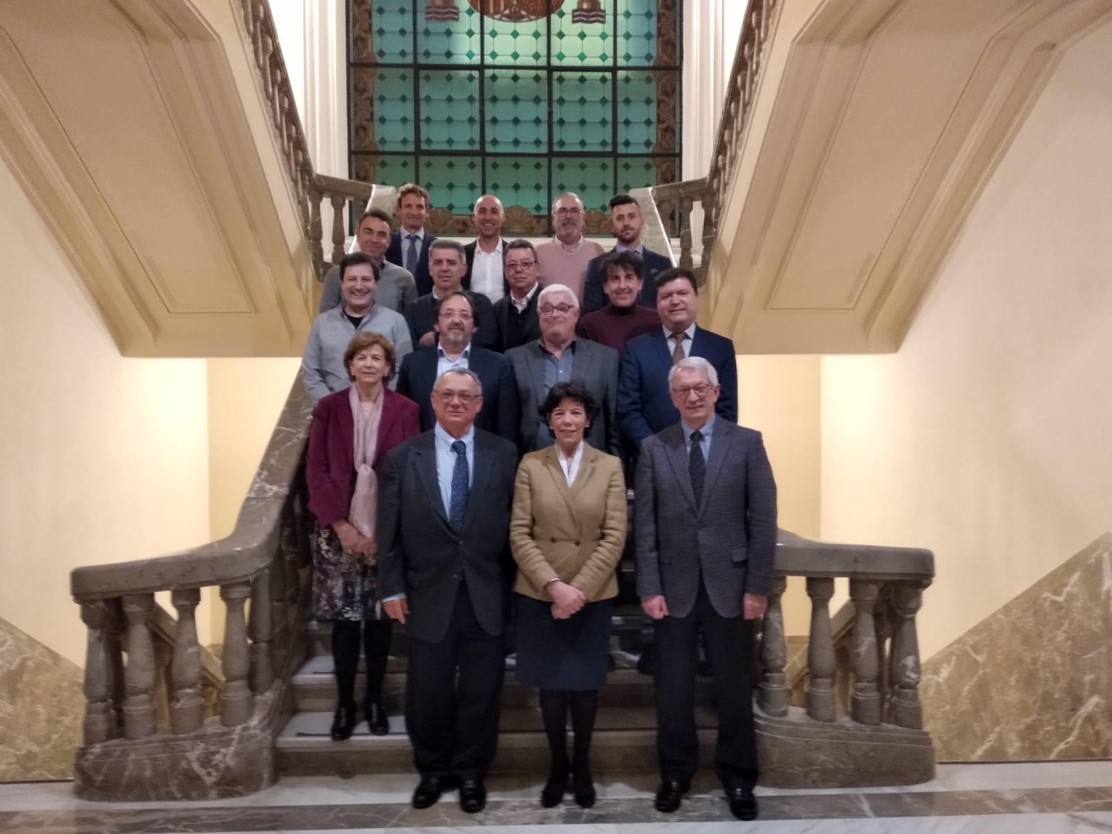 Reunió UECoE Ministeri
