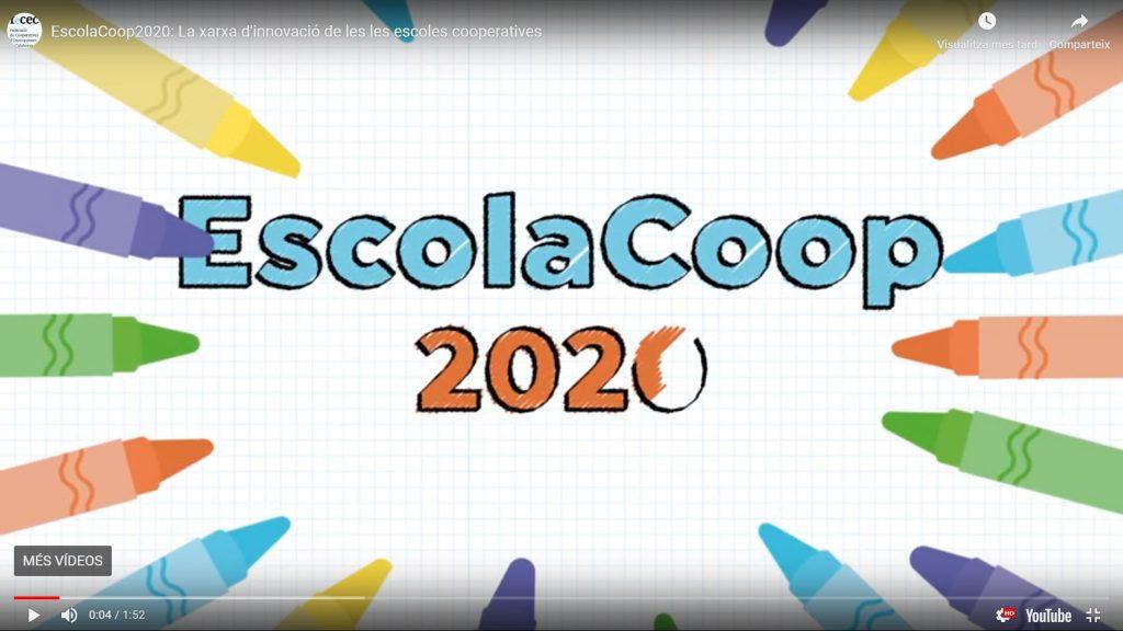 Projecte EscolaCoop 2020